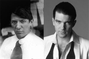 Antonio Banderas. Pablo Ruiz Picasso, Genius National Geographic, Fox 21, Ron howard