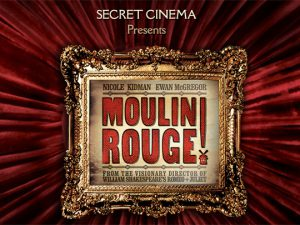 Secret Cinema Moulin Rouge London